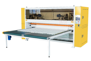 Computerzized Quilting Panel Cutting Machine