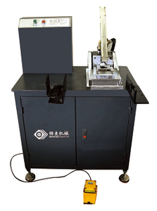 Mattress wire frame pressure punching machine